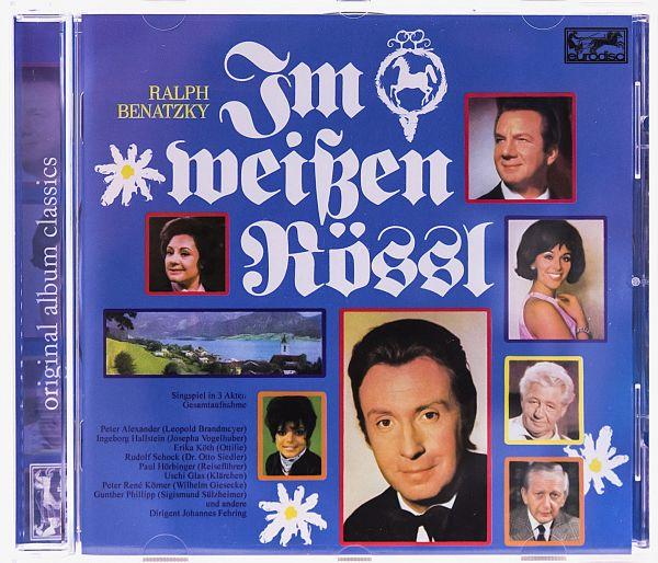 RÖSSL CD
